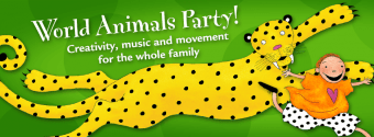 Barefoot Books World Animals Party