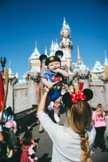 Barefoot Blonde Disney Land