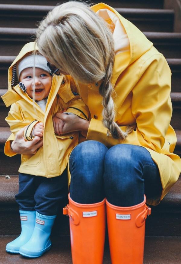 Rainy Day - Barefoot Blonde Amber Fillerup Clark
