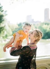 Amber Fillerup Clark Family