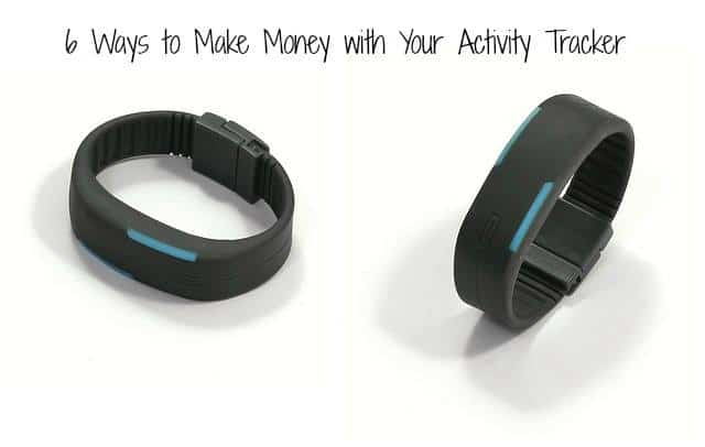 6 ways to make money with your activity tracker