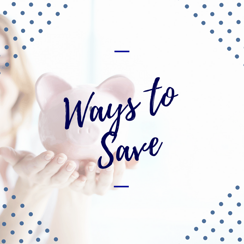 ways to save and cut costs