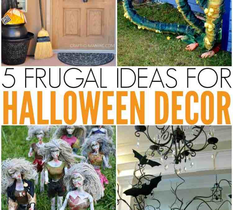 Easy DIY Halloween Decorations You Can Do On A Budget