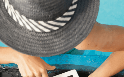 5 Jobs You Can Do Poolside or at the Beach