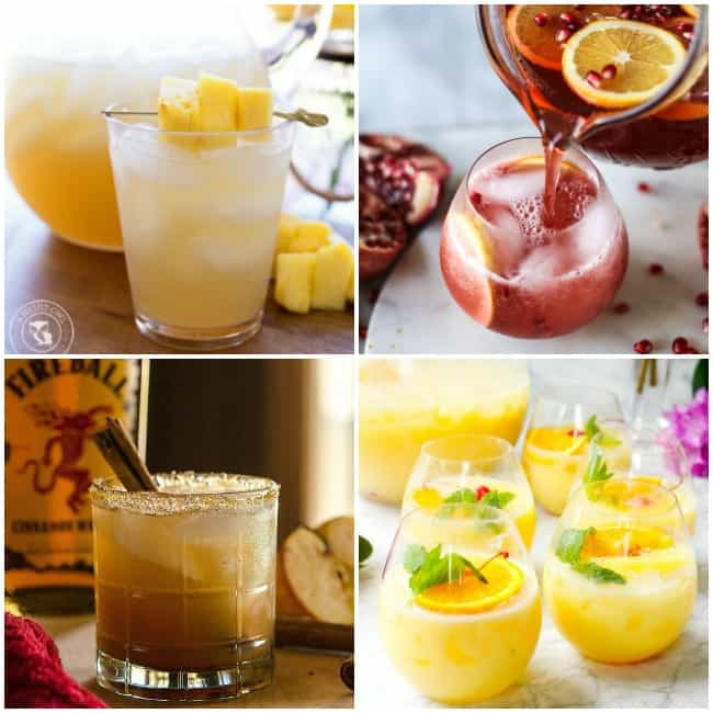 Holiday Punch for All Occasions, 7 Fa la la la Favorites