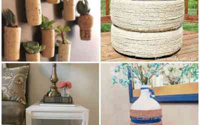 Affordable Upcycle Projects for Your Home