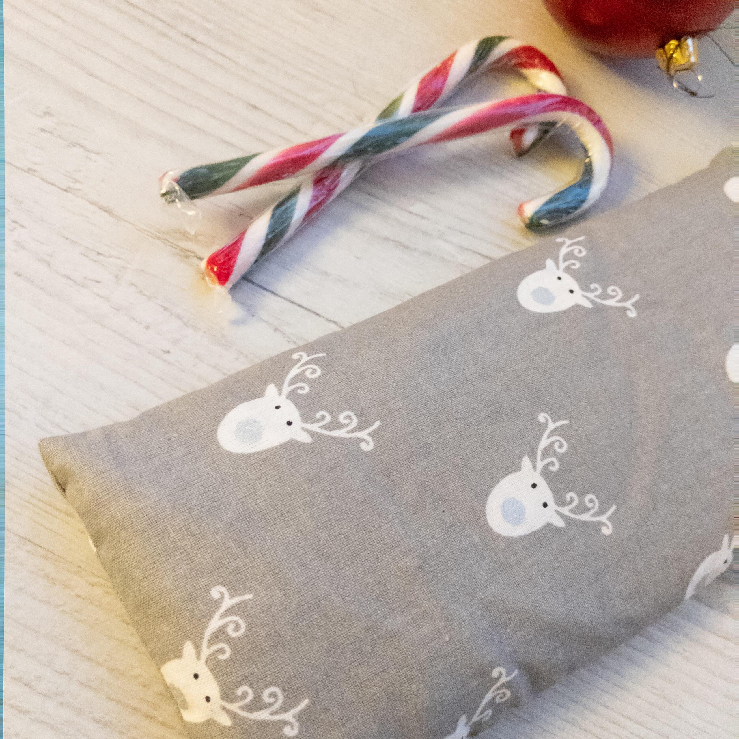 Christmas Reindeer Lavender Eye Pillow