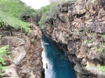 Las Grietas Galapagos