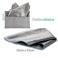 Stellarcleenz Silver Cloth