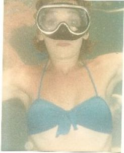 Julie snorkeling_small