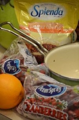 ingredients for this years cranberry sauce_small