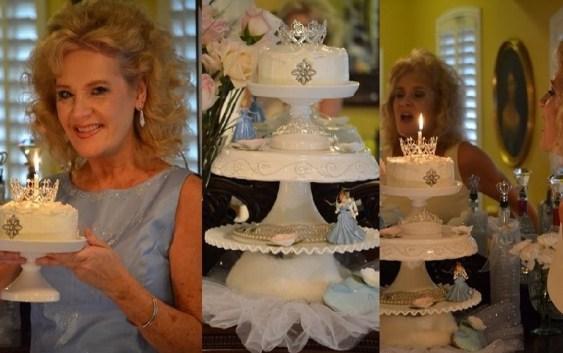 Julie's Cinderella Birthday