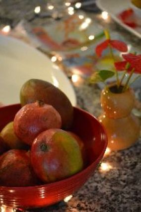 mangoes and pomegranites_small
