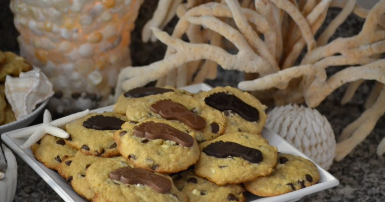 Julie Barefoot Cookies and Beachy Edible Gifts