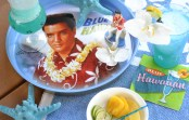 Blue Hawaiian's and Huli Huli Chicken