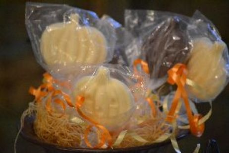 Chocolate pumpkins_small