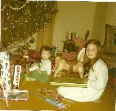 Julie and Johnny Christmas 1970_small