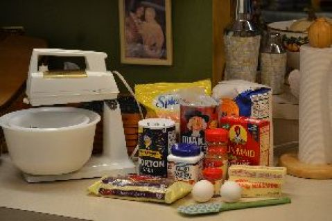 my basic banana bread recipe ingredients_small