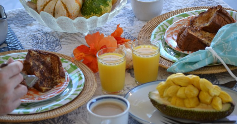 Tropical Breakfast