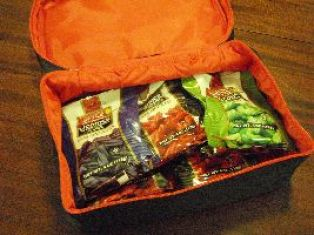 Tote bag full of licorice 2