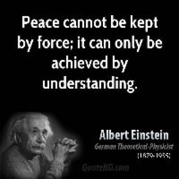 Einstein quote on peace_small