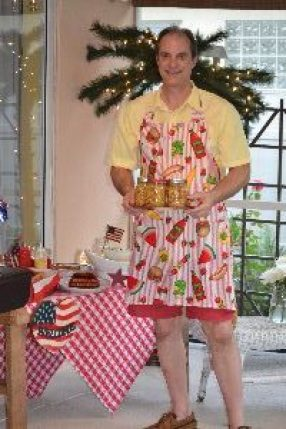 Gordon with his grilled corn relish_small