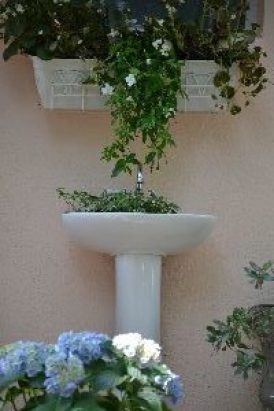 our backyard sink_small