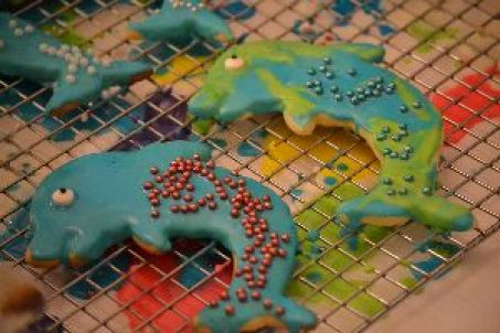 cookies with dragees drying_small