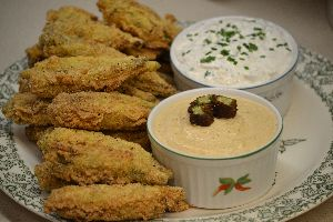 fried ocra and dipping sauces_small