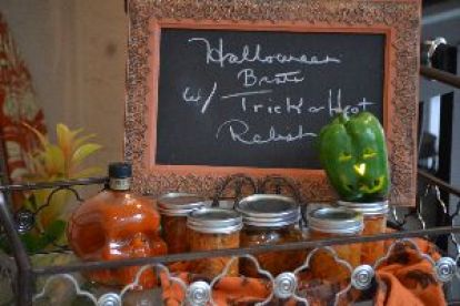 our trick or heat relish for Halloween_small