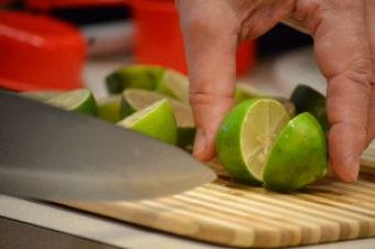 sliced the key limes for the cranberry sauce_small