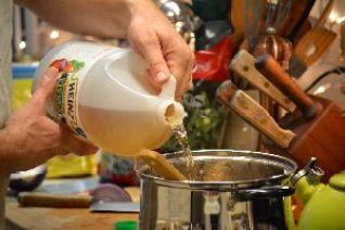10 adding the apple cider vinegar_small