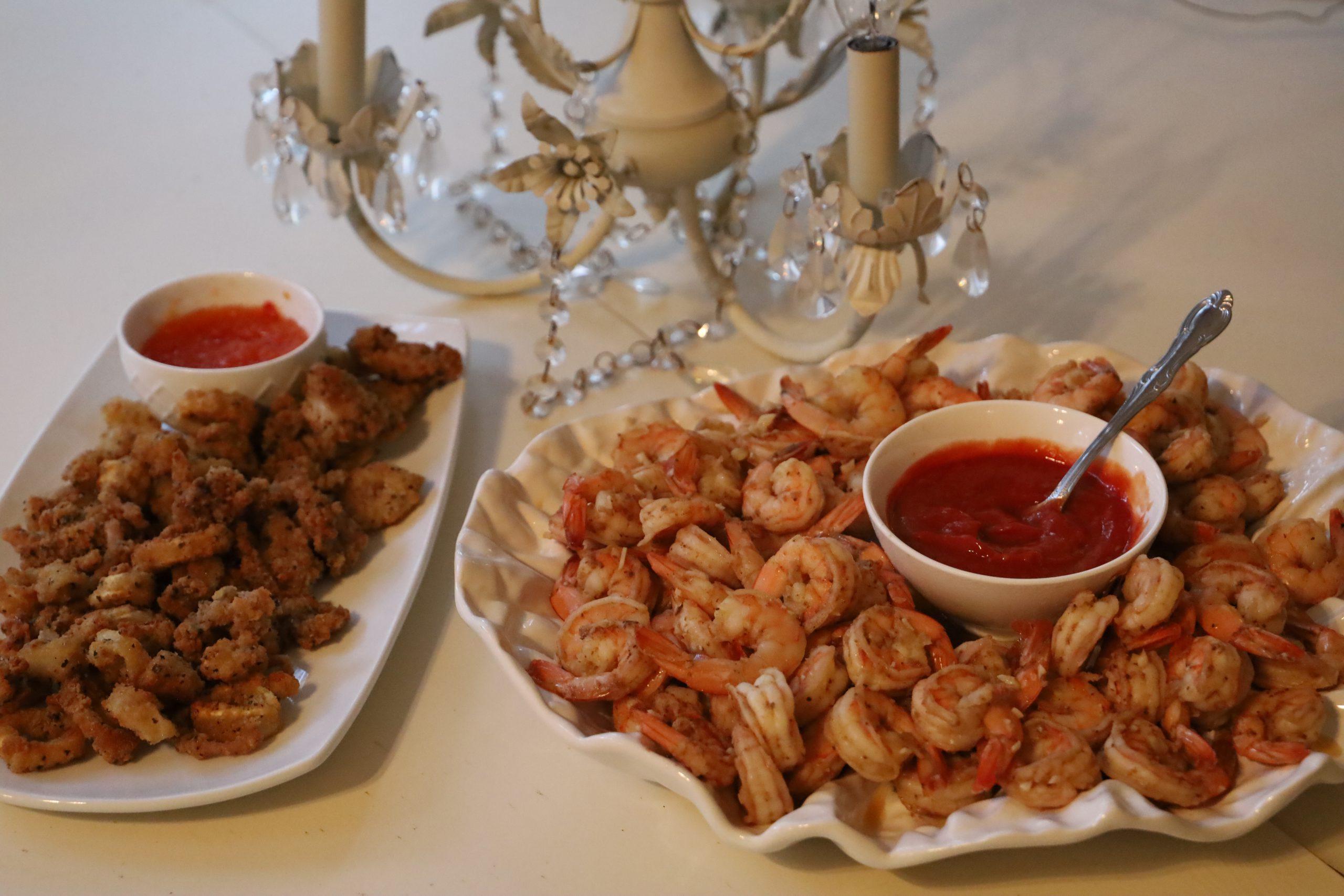 Gordon and Julie Seafood