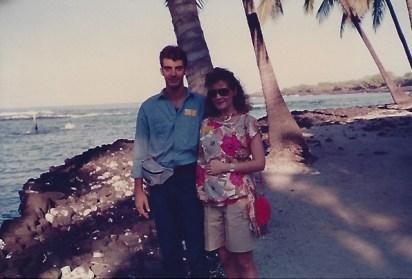 Gordon and Julie Big Island