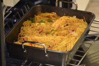 Gordon baking the noodles_small
