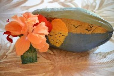 Veronicas hand painted coconut_small
