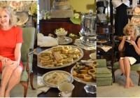 Tasty Tea Sandwiches and Sweet Treats