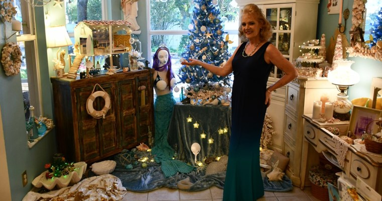 My Mermaid Lagoon Christmas in the Nook