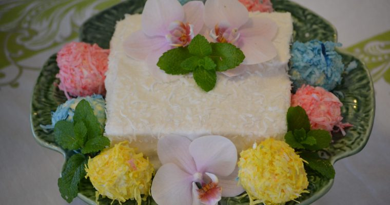 Easy Festive Desserts for Mother's Day