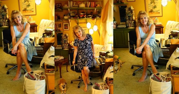 2021 Julie Barefoot Blogging