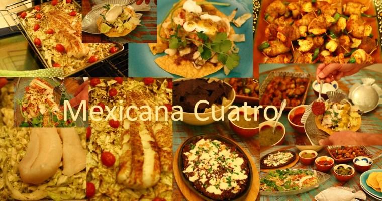 Julie and Gordon Whann Way Mexicana Cuatro