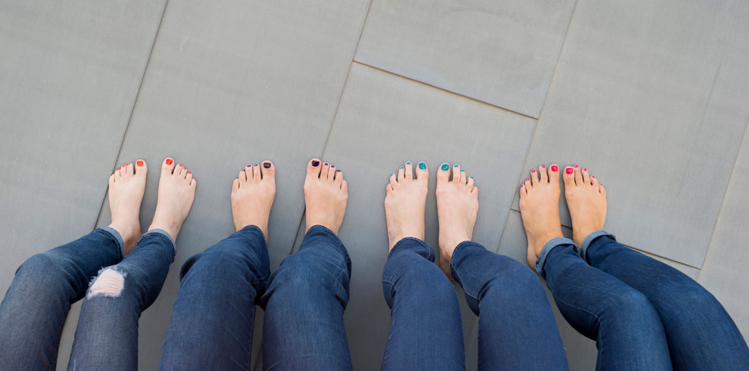 who we are barefoot