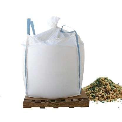 Bare Ground Granular Ice Melt with Infused Traction Granules - 1000 LB Skidded Supersack
