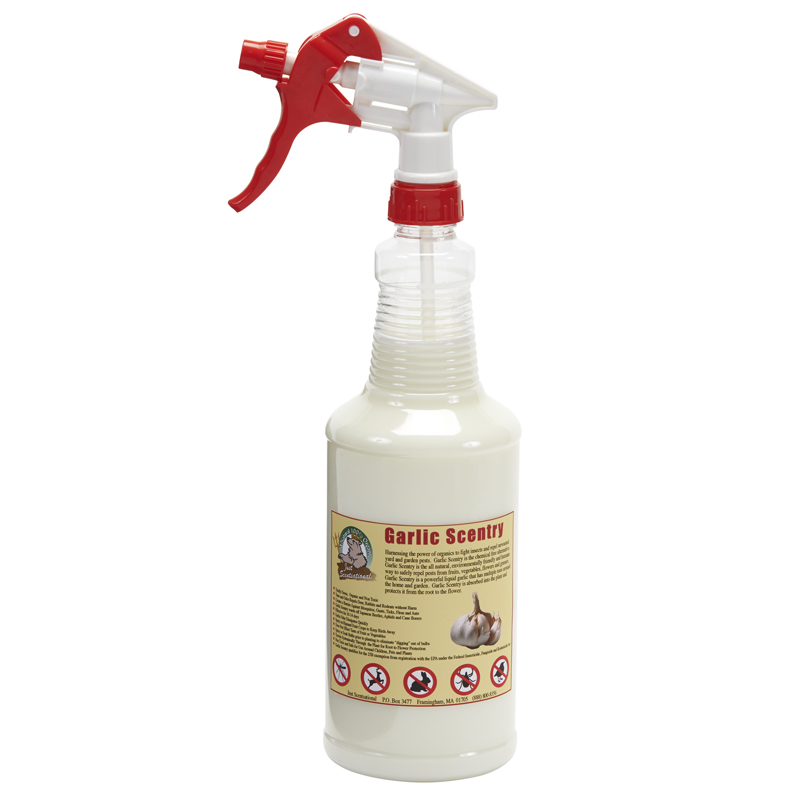 Just Scentsational Garlic Scentry - 32oz Trigger Sprayer