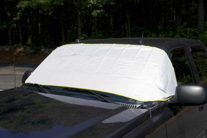 Bare Ground Windshield Protectant Cover