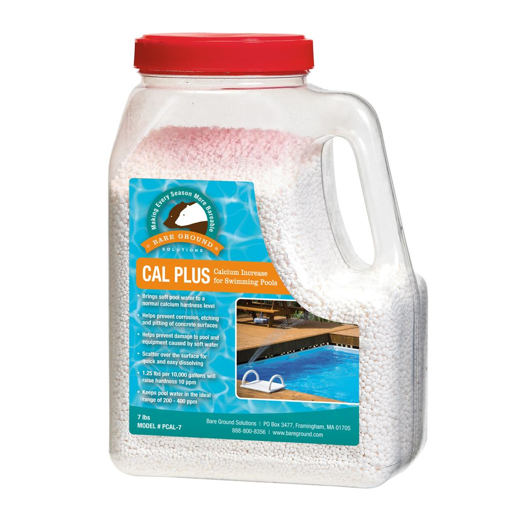 Pool Calcium Hardness Increaser Shaker Jug