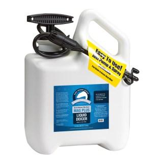 Bare Ground Empty Pump Sprayer