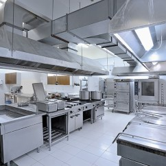 Kitchen Exhaust Renovated Benefits Of A Clean System Bare Metal Standard Commercial