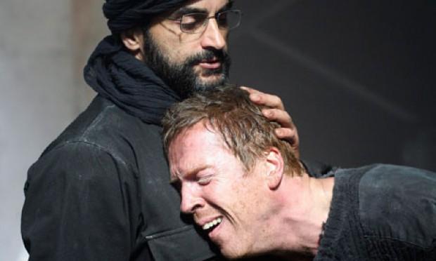 Brody and his Islamic terrorist mentor, Abu Nazir