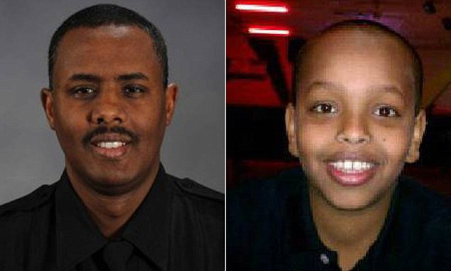 Abdifatah Mohamud, ten, called 911 several times to report abuse at the hands of his stepfather Ali Mohamed Mohamud,